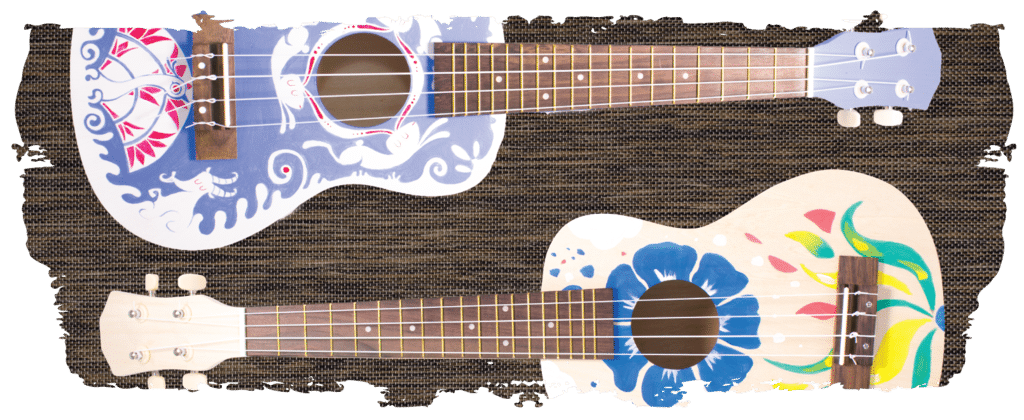 build your own ukulele front row music. Black Bedroom Furniture Sets. Home Design Ideas